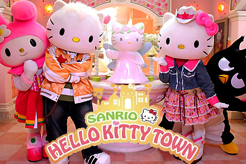 tiket hsiaello kitty town malay
