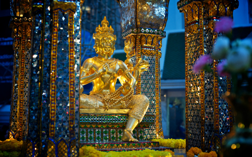 Erawan Shrine.