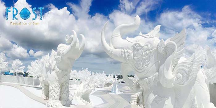 PAKET TOUR THAILAND BANGKOK + PATTAYA 4D3N (FREE FROST MAGICAL ICE OF SIAM)